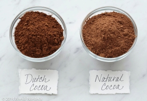 Dutch and Natural cocoa from http://www.roux44.com