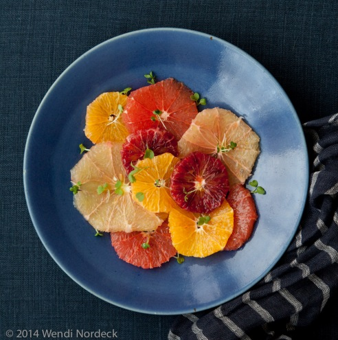 Citrus Salad from http://www.roux44.com