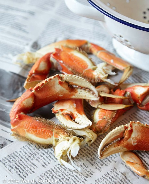 Crab claws from http://ww.roux44.com