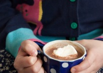 Hot Cocoa from http://ww.roux44.com