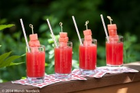Watermelon Agua Fresca from http://roux44.com