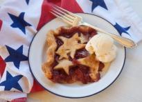 Cherry slab pie from http://roux44.com