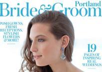Portland Bride Groom Summer 2014 Cover from http://roux44.com