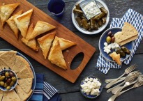 Spanakopita from http://roux44.com