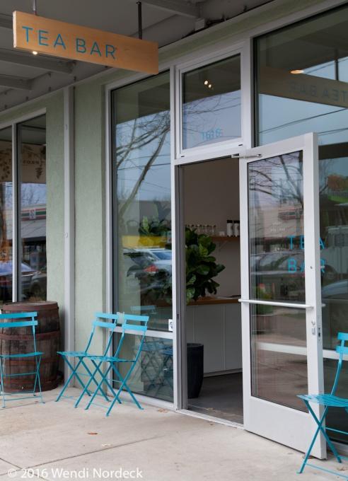 Tea Bar from http://roux44.com