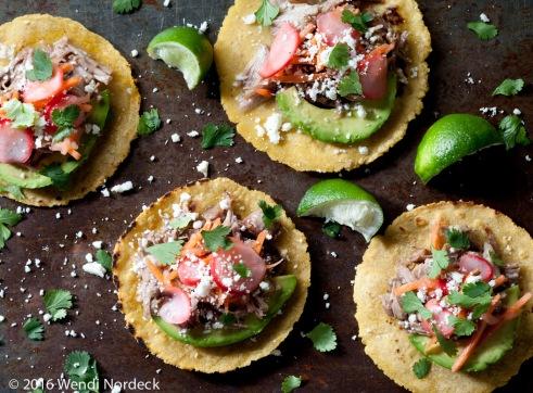 Pork tacos from http://roux44.com