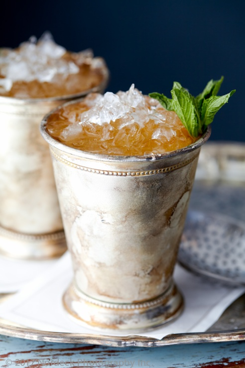 Mint Julep from http://roux44.com